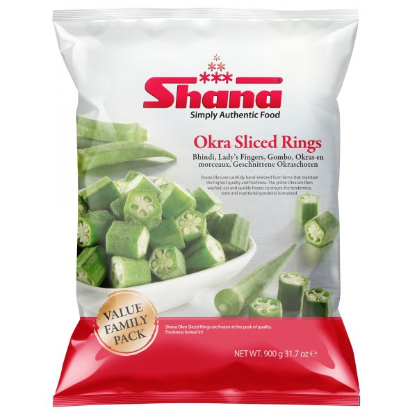 Okra Sliced Rings Value Pack