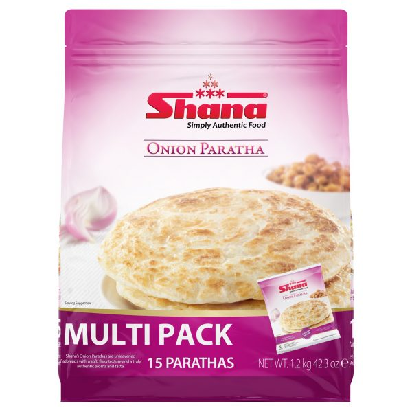 Onion Paratha Multipack